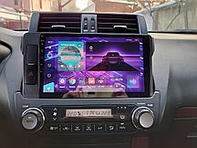 Автомагнитола Toyota Land cruiser prado 150 2013 2017 Teyes CC3