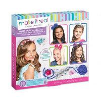 Набор для создания эксклюзивных обручей для волос Сладкие мечты Make It Real