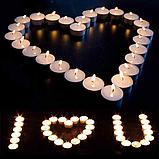 Свечи пластмасовые свечи светодиодные на батарейке, свеча на батарейке, ночник свеча, свечи без воска и огня., фото 4