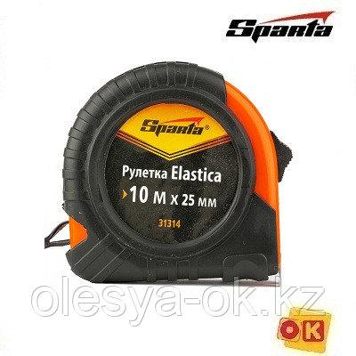 Рулетка Elastica, 10 м х 25 мм. SPARTA, фото 2
