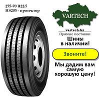Шина 275-70 R22.5 16PR грузовая KAPSEN (TAITONG) HS205 (рулевая) в Алматы