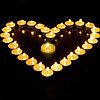 Свечи пластмасовые свечи светодиодные на батарейке, свеча на батарейке, ночник свеча, свечи без воска и огня., фото 9