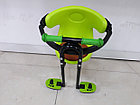 Детское сидение на велосипед. Крепится спереди на раму., фото 2