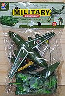 8671-2 Военная техника+солдаты в пакете, 26*18см
