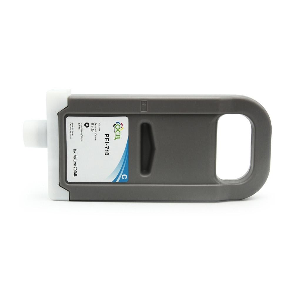 Картриджи PFI-710  (700мл) для  Canon IPF TX-2000,IPF TX-3000,IPF TX4000
