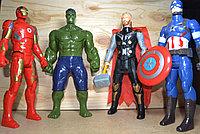8903 Герой Мстители 4 вида, цена за 1шт  32*18см, фото 1