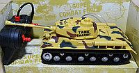 AKX521D Танк на р/у 4 функции Tanks 28*13см, фото 1