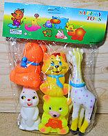 506 Животные пищалки Safety Toys 28*20см