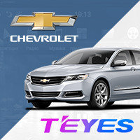 Chevrolet Teyes SPRO PLUS