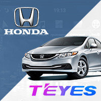 Honda Teyes SPRO PLUS