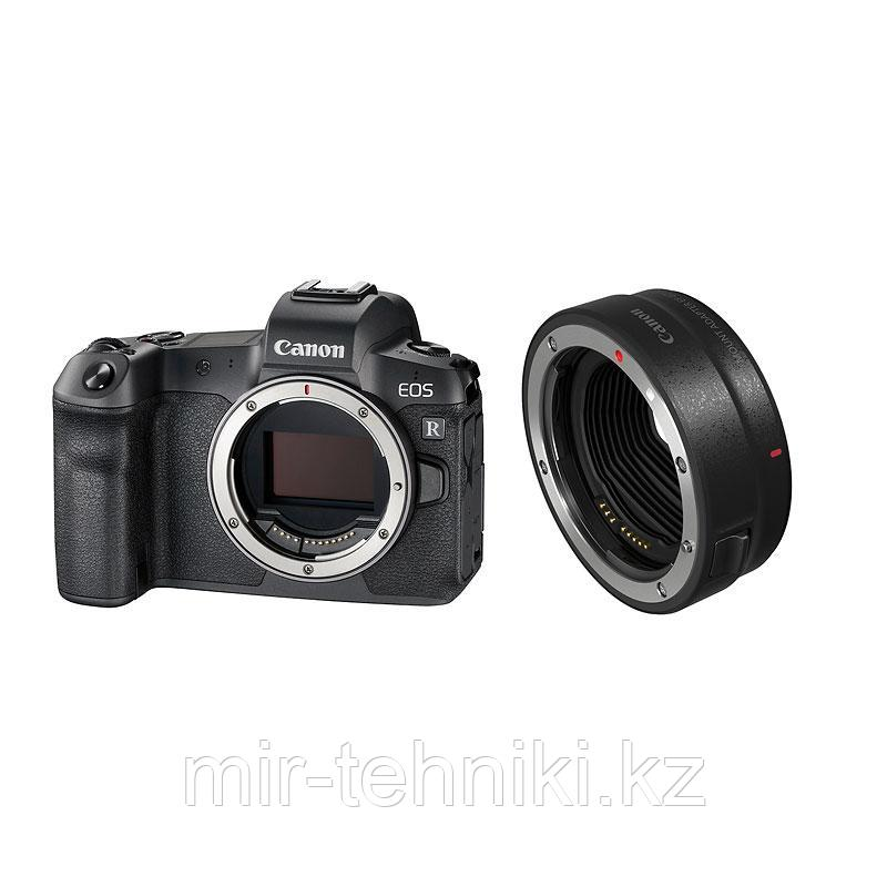 Canon EOS R Body + Mount Adapter Canon  EF-EOS R