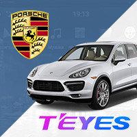 Porsche Teyes SPRO PLUS