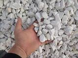 Белый декоративный камень в мешках, фото 4