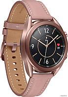 Смарт-часы Samsung Galaxy Watch-3 Stainless 41mm gold