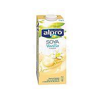 ALPRO Напиток соевый со вкусом ванили 1л