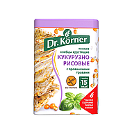 Хлебцы Dr.Korner кукурузно-рисовые 100 г