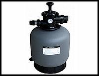 Песочный фильтр для бассейна AQUA VIVA P400 (верхний клапан), 6,48 м³/ч, фото 1