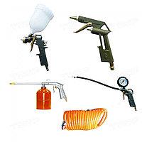 Набор пневмоинструмента для компрессора Вихрь НП-5