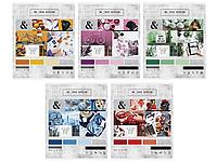 """Тетрадь общая ArtSpace """"Стиль. Creative collage"""", А5, 48 листов в клетку, на скрепке"""