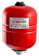 Бак расширительный VALTEC для отопления 8л. КРАСНЫЙ (VT.RV.R.060008)