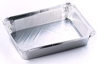 Форма алюминиевая 3100мл, 320x260x50мм, 50 шт