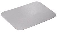 Крышка к алюминиевой форме 120x95мм, картон/алюминий, 100 шт