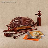 Комплект инструментов Мастерская Сереброва «Гармошка», тонировка