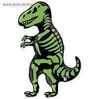 """Шар фольгированный 41"""" «Динозавр. Тираннозавр», фигура"""