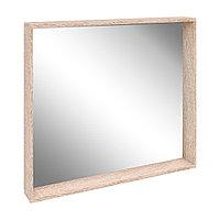 Шкаф навесной: зеркальный 600