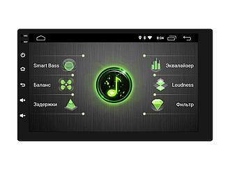 Универсальное головное устройство 2DIN Incar DTA-7707 (Android 10)