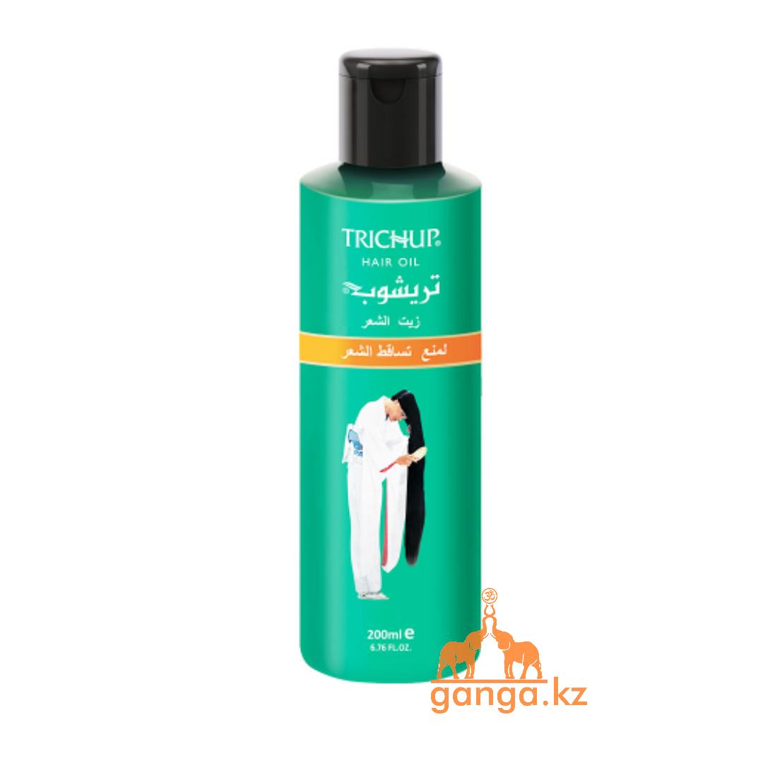 Тричап масло Контроль над потерей волос, 200 мл (Trichup oil Hair Fall Control VASU)