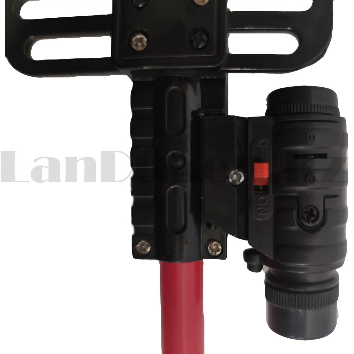 """Игрушечный набор лук и стрелы с лазерным прицелом """"Kingsport"""" 35881А высота 94 см - фото 8"""