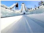 Дорожка (лыжни) разгона для трамплинов и прыжков на лыжах, фото 2