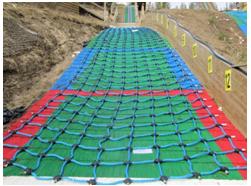 Поставка и монтаж искусственных покрытий для прыжков на лыжах с трамплинов