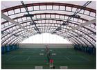 Спортивное сооружение из металлической конструкции (ангар), фото 3