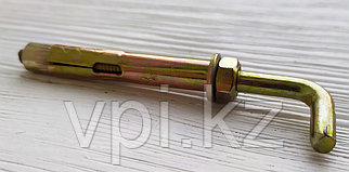 Анкерный болт с Г-образным крюком, 8*60мм. HL
