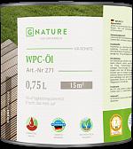 Масло для ДПК WPC-Öl