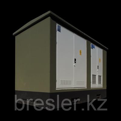 Компактная бетонная подстанция серии UBET
