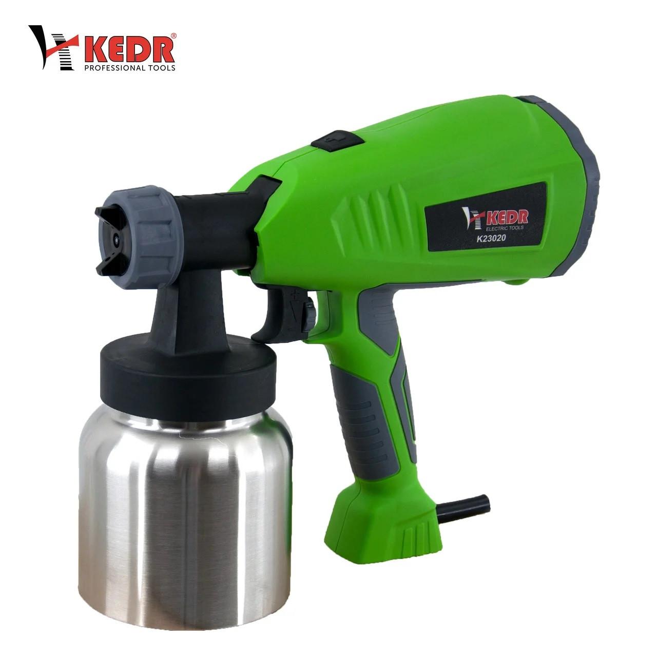 Электрический краскопульт KEDR K23020