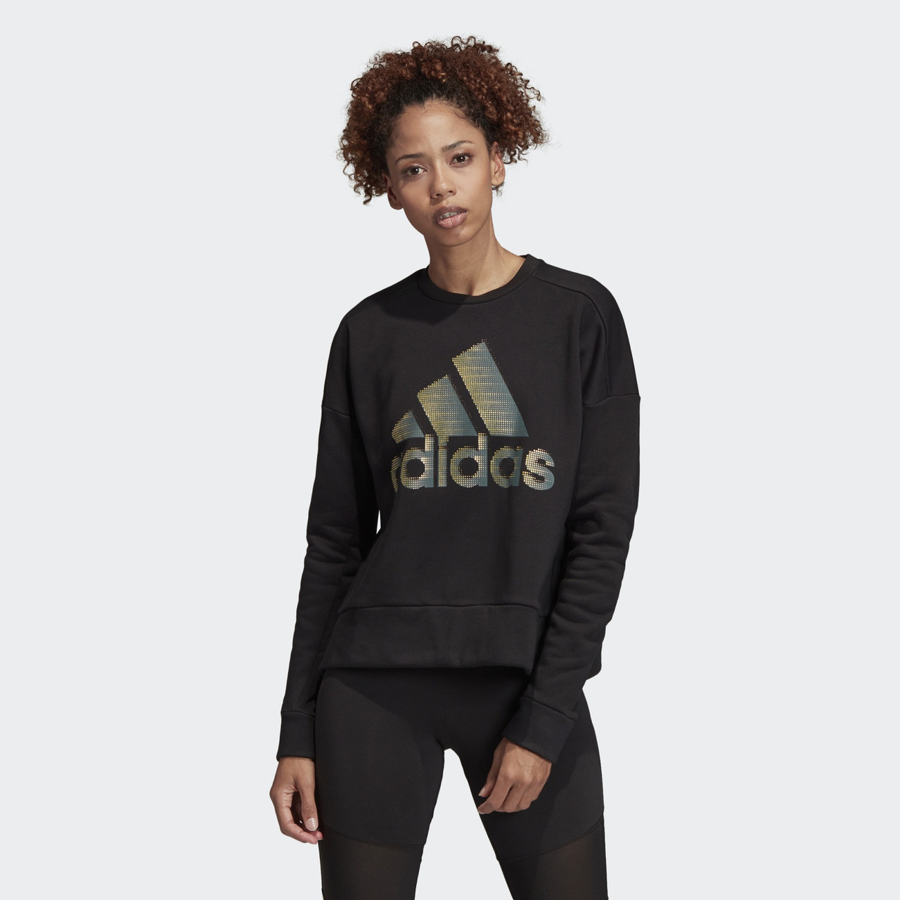 Adidas Женский свитшот - Е2