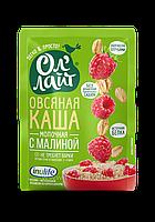 Каша овсяная молочная (Ол лайт) 40г (с изюмом и инжиром)