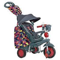 SMARTRIKE Велосипед Smartrike Explorer Black/Red -