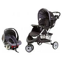 Ramili Детская коляска 3 в 1 Ramili Baby Lite TS -