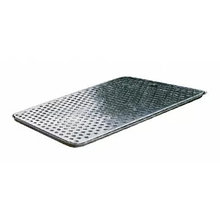 Каплесборник 400х210х20 (мм) из полированной н/ж стали