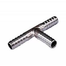 Тройник металлический для разводки СО2 Т-образный