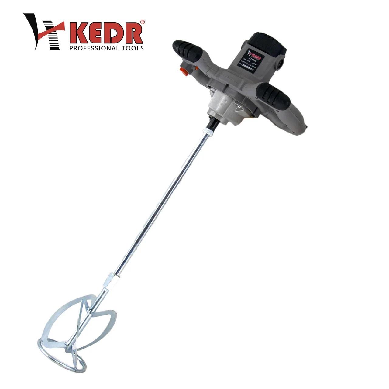 Строительный миксер KEDR K21330