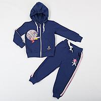 Batik Костюм толстовка и брюки для девочки (00016_ВАТ)