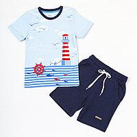 Batik Комплект футболка и шорты для мальчика (00021_ВАТ)
