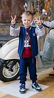 Batik Бомбер для мальчика (00219_BAT)