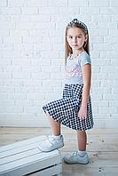 Batik Платье для девочки с коротким рукавом (00148_BAT)
